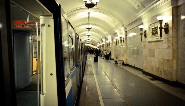 За пассажирами московского метро будут следить