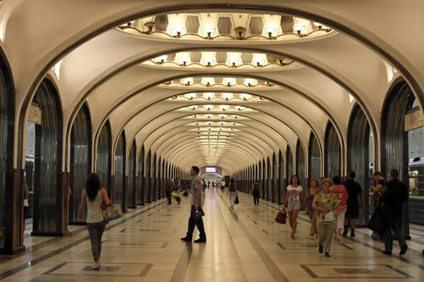 В московском метро появятся металлодетекторы