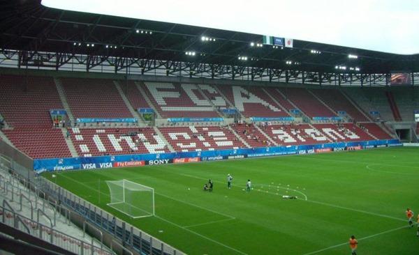 Футбольный стадион SGL Arena получил новую систему безопасности
