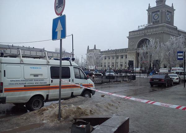 Система безопасности вокзала в Волгограде сработала как надо