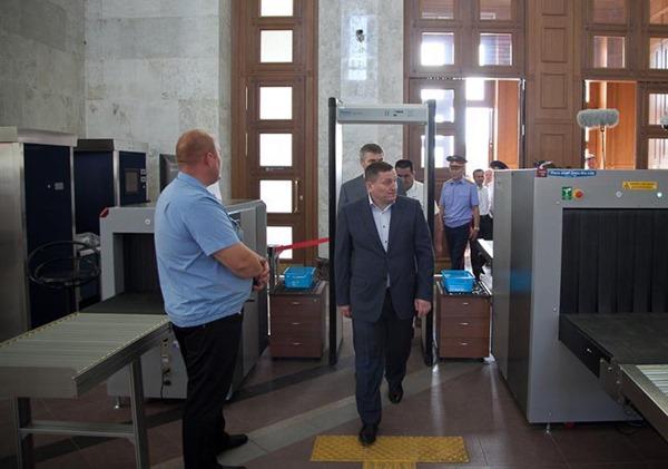 Железнодорожный вокзал Волгограда стал безопаснее