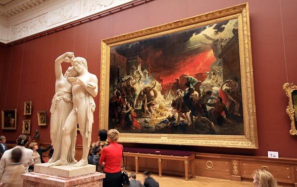 Комплексная система безопасности на страже Русского музея