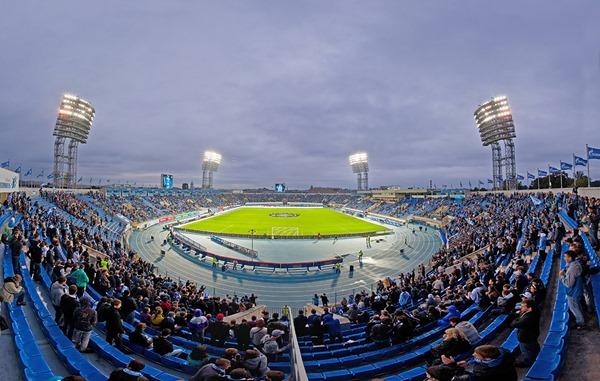 В Петербурге представили современную систему безопасности для стадионов