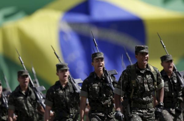 Россия поможет Бразилии обеспечить безопасность олимпиады