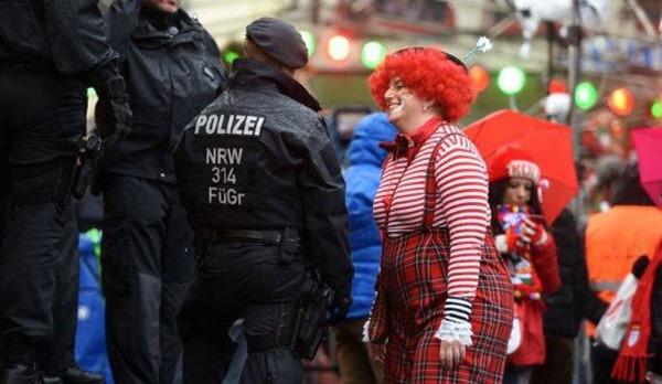 В Кельне усилили безопасность на время карнавала