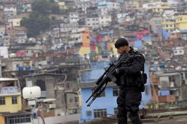 Безопасность олимпиады в Бразилии обеспечат 85 тысяч человек