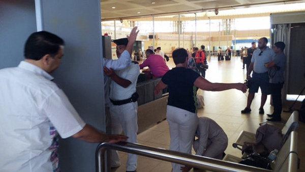 Египетские аэропорты получат российские системы безопасности