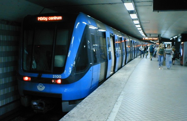 В Стокгольме обновили систему безопасности транспортной сети