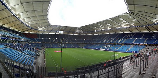 Футбольный стадион в Гамбурге стал безопаснее
