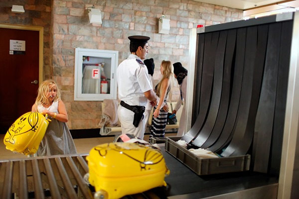 Безопасность египетских аэропортов была улучшена