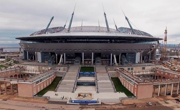 """Стадион """"Крестовский"""" получит более совершенную систему безопасности"""