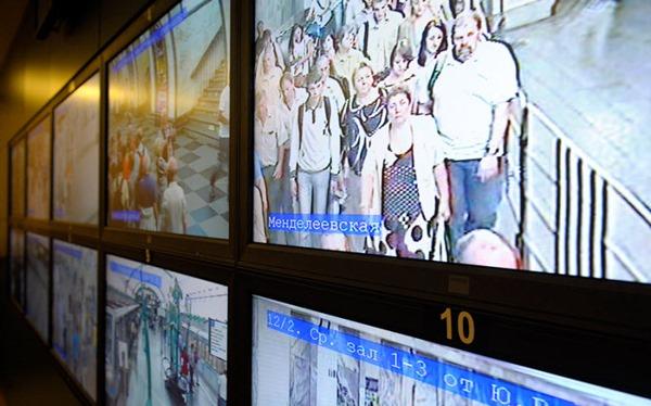 Камеры московской подземки научатся выявлять пьяных