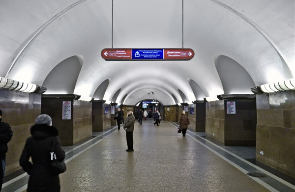 Метрополитен Санкт-Петербурга станет безопаснее