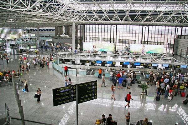 В аэропорту Сочи заработает новая система безопасности