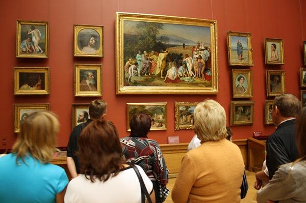 Русский музей: безопасность экспонатов превыше всего!