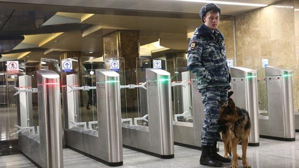 Элементы комплексной безопасности московского метро