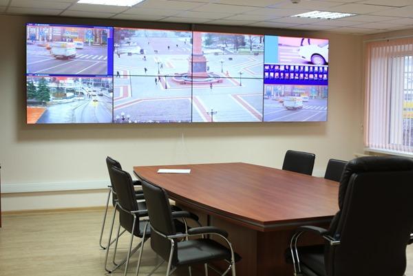 """В Калининграде обсудили результаты работы системы """"Безопасный город"""""""