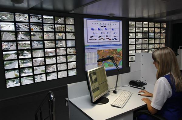 """Власти Москвы отчитались о работе системы """"Безопасный город"""""""