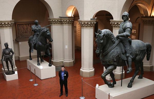 В Петербурге обсудили безопасность музеев