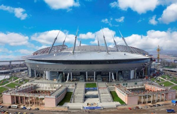 """""""Зенит-Арена"""" оснастят многослойной системой безопасности"""