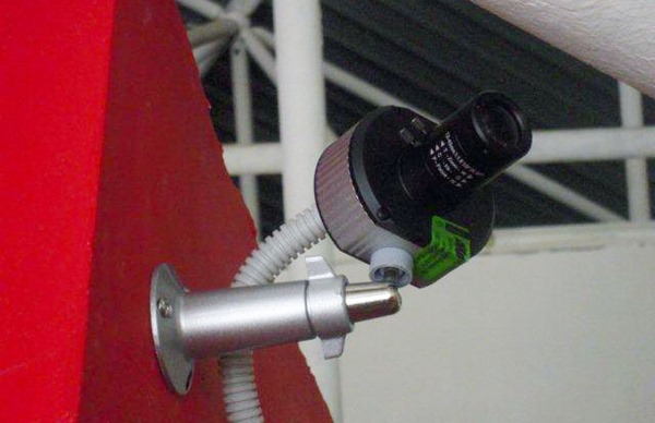 """На стадионе """"Арена """"Югра"""" обновили систему видеонаблюдения"""