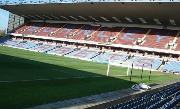 Трибуны британского стадиона Turf Moor стали безопаснее